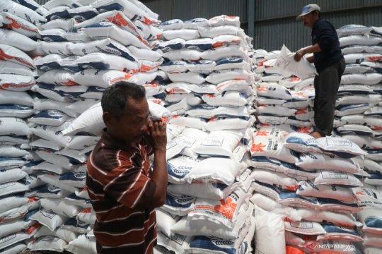 Dapat penugasan Bansos, Bulog salurkan beras 450.000 ton