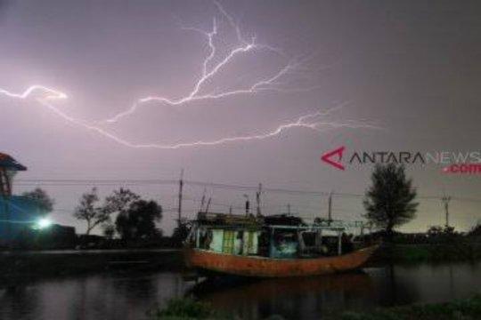 BMKG Aceh: Sirkulasi Eddy akibatkan cuaca ekstrem dan gelombang tinggi