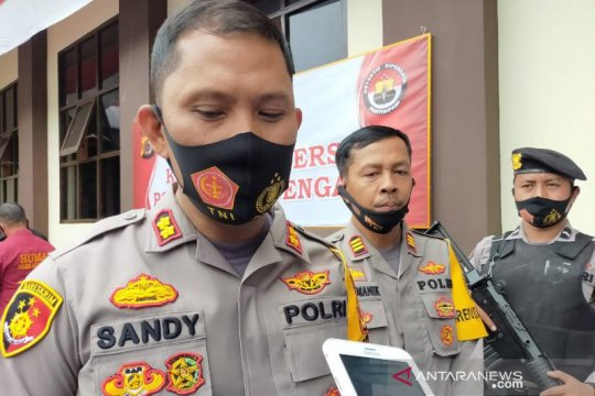 Polres Aceh Tengah tangkap wanita diduga kuburkan bayi sendiri