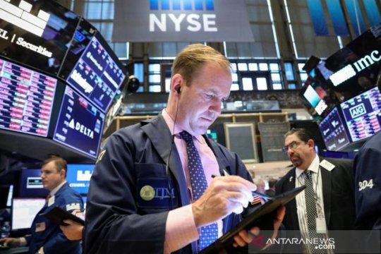 Wall Street menguat tajam didukung berita kesepakatan, harapan vaksin