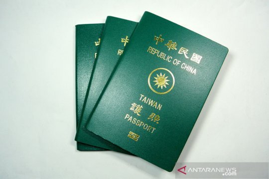 Taiwan akan ubah desain paspor agar tidak mirip China