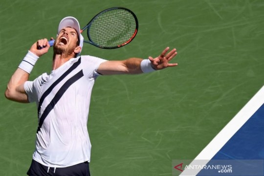 Murray tersingkir di babak kedua US Open