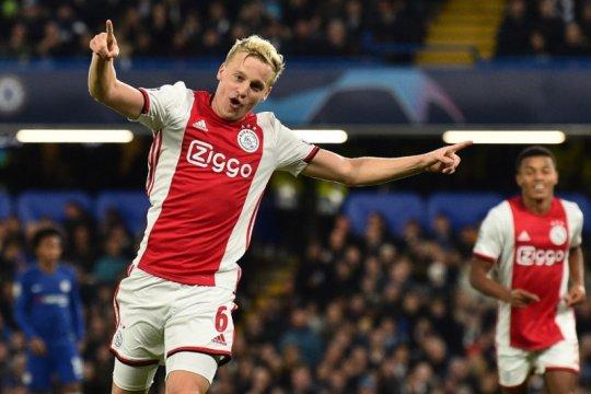 Janji Donny van de Beek kepada Manchester United