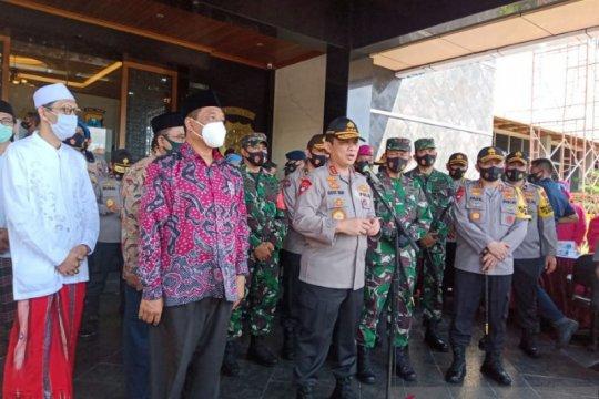 Wakapolri: Masker harus jadi gaya hidup baru masyarakat