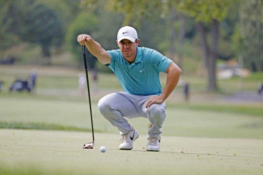 Rory McIlroy jadi ayah jelang Tour Championship