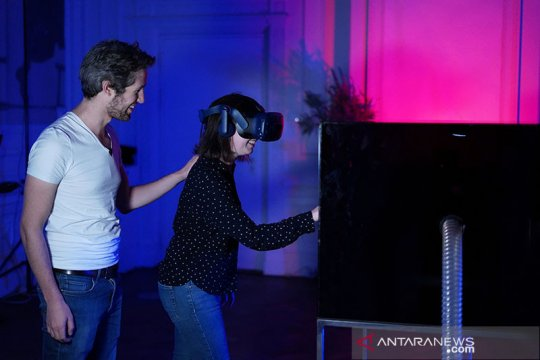 "Bikin ""bayi virtual"" di pameran seni Belanda"