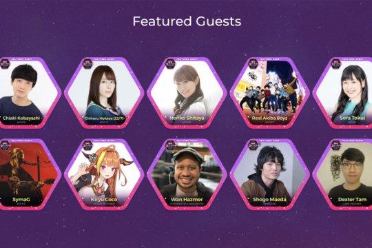 "AFA STATION Festival Online Weekend hadirkan ""seiyuu"" hingga ""VTuber"""