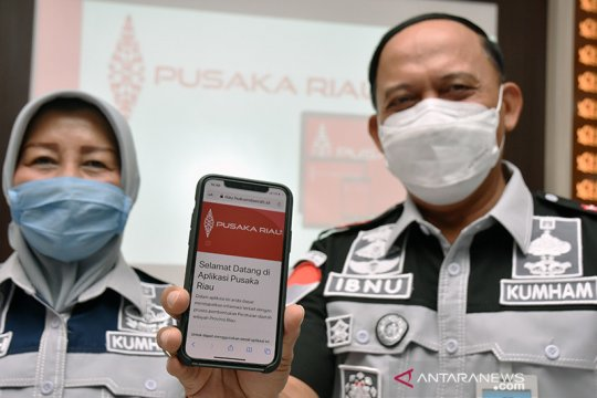 Aplikasi Pusaka Riau, awasi produk hukum saat pandemi