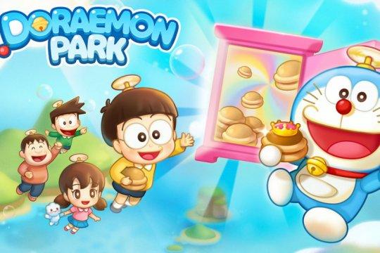 """Rayakan ultah robot kucing ikonik, LINE rilis """"game"""" Doraemon Park"""