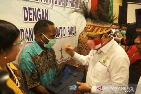 Menteri Agama berikan beasiswa bagi 253 anak asli Papua