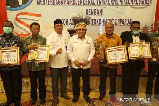 """Menteri Agama luncurkan program """"Kita Cinta Papua"""""""