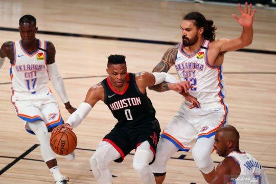 NBA: Houston Rockets menang 4-3 atas Oklahoma City Thunder