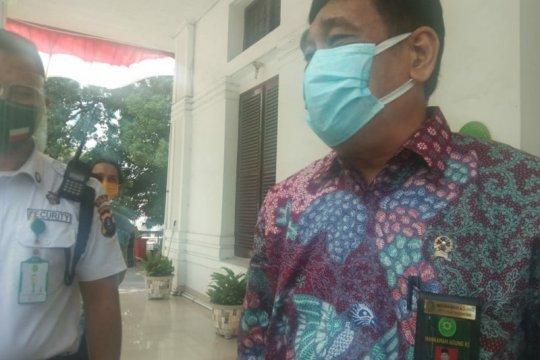 Pengadilan Negeri Medan ditutup terkait COVID-19