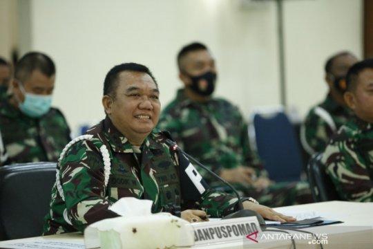 Danpuspomad: 29 oknum TNI ditetapkan sebagai tersangka