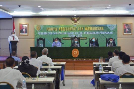 KKP sebut 17 calon hakim ad hoc siap perkuat Pengadilan Perikanan