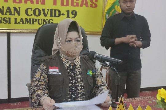 Dinkes sebut angka reproduksi efektif COVID-19 di Lampung belum stabil