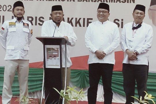 Cagub Denny Indrayana daftar ke KPU Kalsel Sabtu