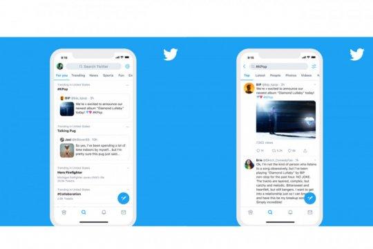 """Penjelasan Twitter soal proses terjadinya """"trending topic"""""""