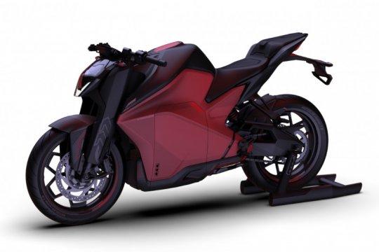 TVS investasi sepeda motor listrik bareng Ultraviolette