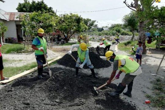 PUPR: Program kota tanpa kumuh serap 12.046 tenaga kerja