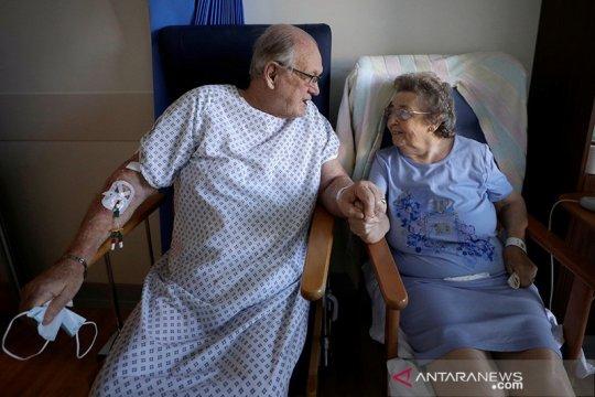 Oxford: Obat asma biasa mengurangi risiko rawat inap pasien COVID-19