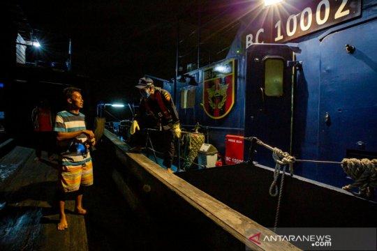 Patroli Bea dan Cukai di Selat Malaka