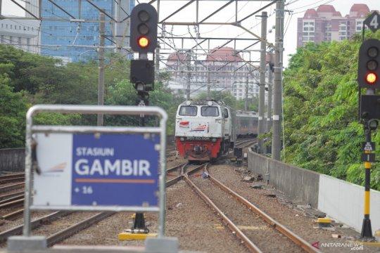 Penambahan keberangkatan kereta dari Daop 1 Jakarta