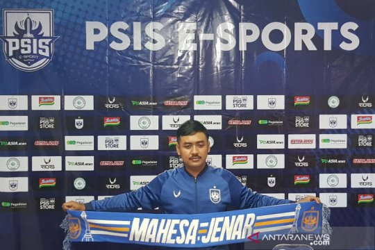 Setia Widianto perkuat PSIS Semarang di Football e-League 2020