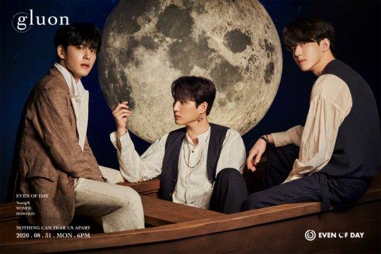 Even of Day, unit DAY6 nomor satu di iTunes lewat album debut