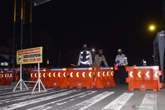 Polisi siap kawal penerapan jam malam di Kabupaten Malang