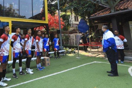 Tim bola voli milik SBY terjun di Proliga 2021