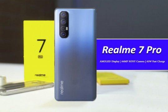 Setelah India, Realme 7 segera meluncur ke Indonesia?