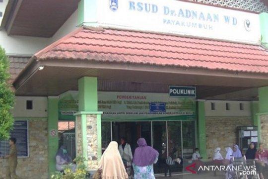 Seorang perawat positif COVID-19, ICU RSUD Payakumbuh tutup sementara