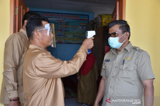 Tujuh warga Agam dinyatakan positif COVID-19 dan tujuh sembuh