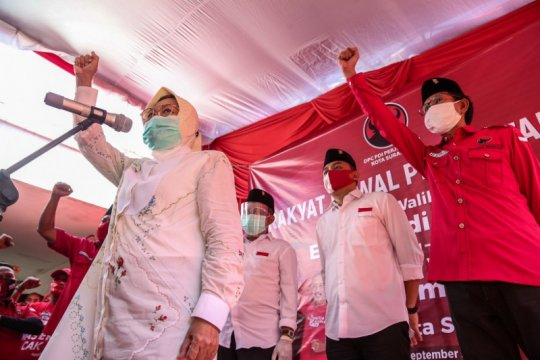 Bacawali Surabaya Eri Cahyadi nyatakan fokus tangani dampak COVID-19