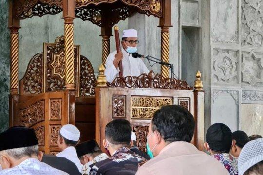 Ribuan Khatib Jumat di Aceh sosialisasi cegah COVID-19