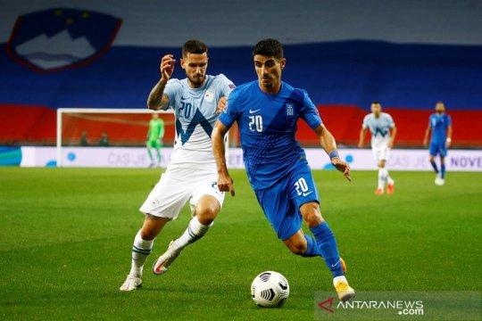 Empat tim berbagi satu poin di laga pertama Grup C3 Nations League