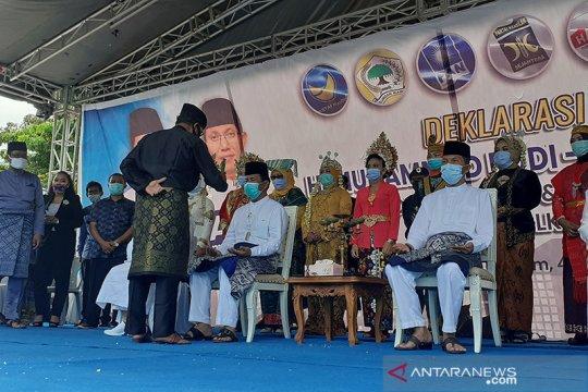 Sembilan partai deklarasi dukung Ramah di Pilkada Batam