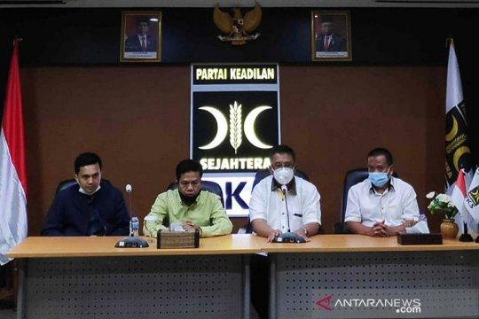 PKS beri dukungan ke Dadang-Syahrul Gunawan di Pilkada Kab Bandung