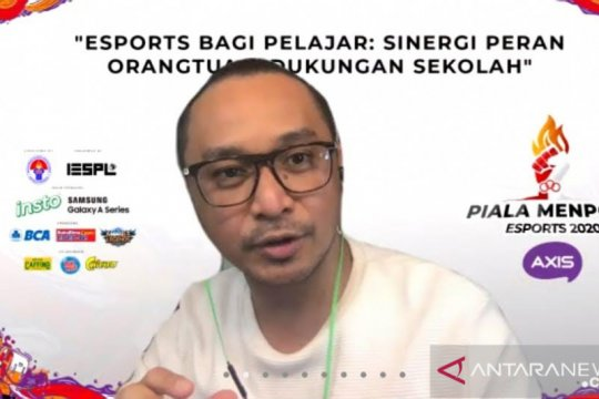 Babak kuaflikasi Piala Menpora Esports 2020 ditonton hingga 200 ribu