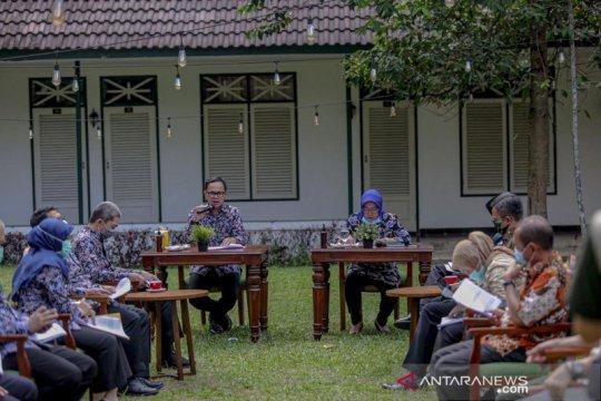 Kota-Kabupaten Bogor sepakati penyediaan ruang rawat pasien COVID-19