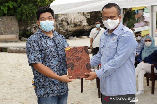 KKP terbitkan 11 izin usaha lokasi perairan di Pulau Maratua Kaltim