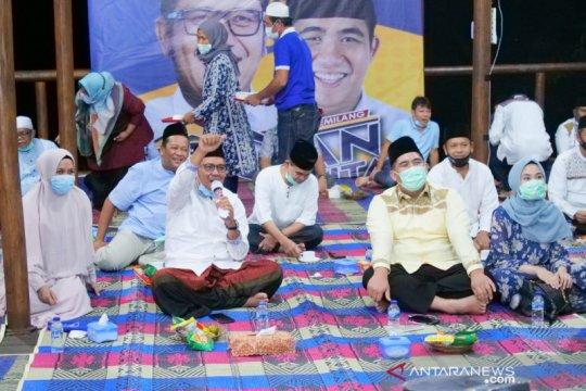 PAN mendadak tarik dukungan dari Apri-Roby pada Pilkada Bintan