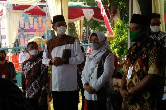 KPU Mojokerto terima dua pendaftaran bakal calon bupati