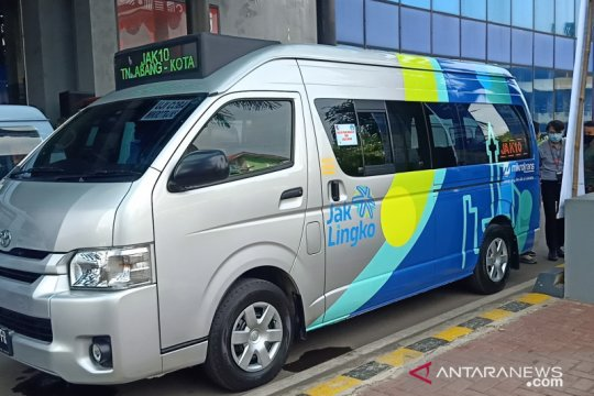 TransJakarta alihkan lima layanan Mikrotrans akibat genangan air