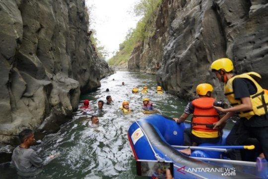 Pemkab Garut luncurkan wisata baru jelajahi Sungai Leuwi Daleum