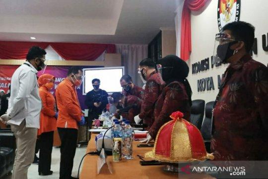 KPU Makassar: Bapaslon Danny-Fatma lolos berkas pencalonan