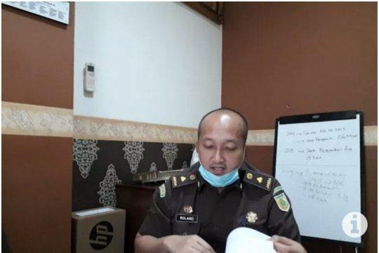 Kejati Lampung kembalikan Rp12 miliar kepada honorarium perkara APBD
