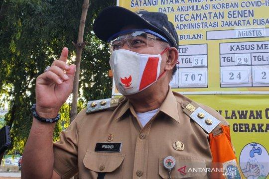 Jakarta Pusat segera miliki sembilan titik UKM di trotoar