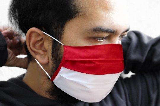 """Eiger hadirkan masker merah putih hingga """"face shield"""" anti-embun"""